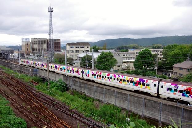 ピクサー新幹線b