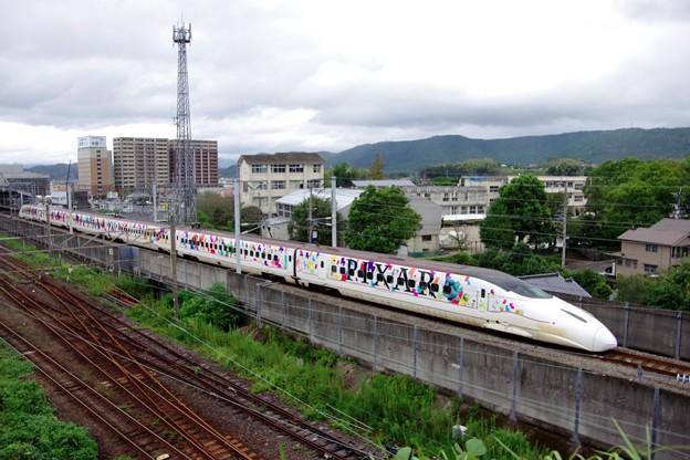Photos: ピクサー新幹線a