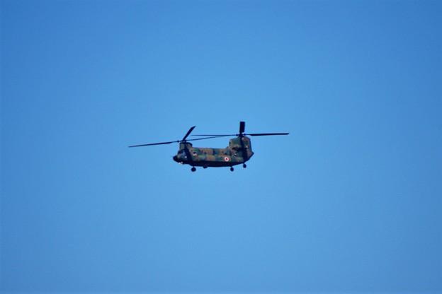 輸送ヘリコプター