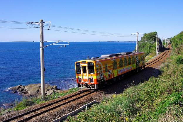くまモン列車 2号