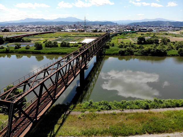 写真: JR弥彦線
