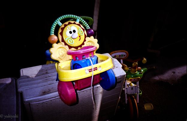 写真: 玩具