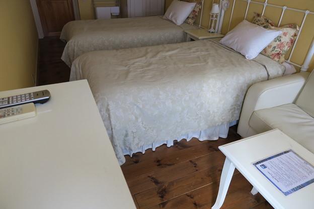 180204-1石打丸山スキー場・私が宿泊した部屋