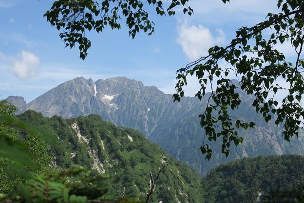 Photos: 180726-34再挑戦「霞沢岳登山」・穂高連峰