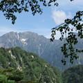 写真: 180726-34再挑戦「霞沢岳登山」・穂高連峰