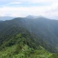 180726-56再挑戦「霞沢岳登山」・K1ピークからの360度(6/8)