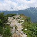 写真: 180726-66再挑戦「霞沢岳登山」・K2ピークからの360度 (2/10)