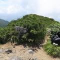 写真: 180726-80再挑戦「霞沢岳登山」・霞沢岳からの360度(5/9)