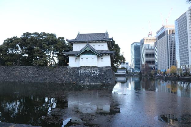 190107-17はとバス・東京1日・皇居・桜田二重櫓