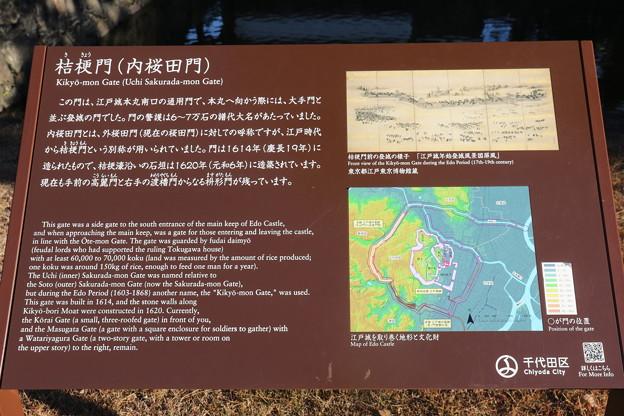 190107-18はとバス・東京1日・皇居・桔梗門(内桜田門)
