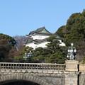 190107-29はとバス・東京1日・皇居・二重橋の奥に見える建物