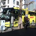 写真: 190107-47はとバス・東京1日・今日一日お世話になるはとバス