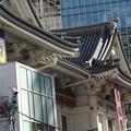 写真: 190107-55はとバス・東京1日・お台場へ・歌舞伎座
