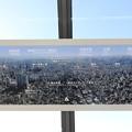 190201-39スカイツリーから日本橋まで・スカイツリー・展望回廊・見える景色の説明板