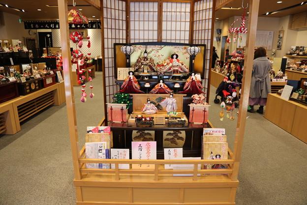 190201-115スカイツリーから日本橋まで・吉徳の人形・内部