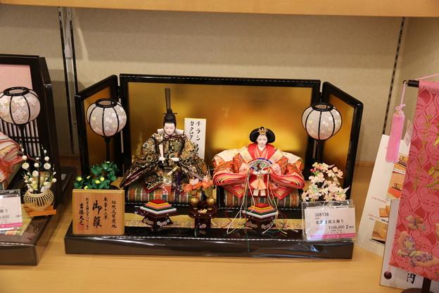 190201-118スカイツリーから日本橋まで・吉徳の人形・内部