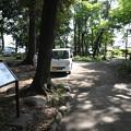 191001-128都電荒川線沿線めぐり・飛鳥山公園・旧渋沢庭園・茶席門跡