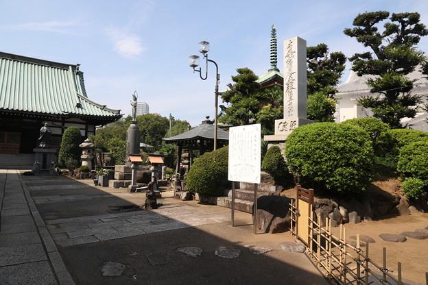 191001-140都電荒川線沿線めぐり・妙行寺