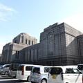 191117-174明治神宮、原宿そして神宮外苑・神宮外苑・絵画館の裏側