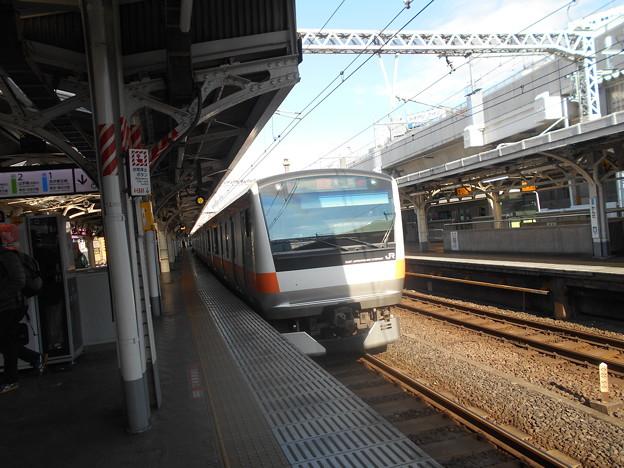 E233系中央線快速