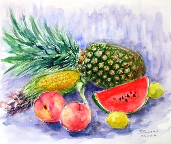 01夏の果物