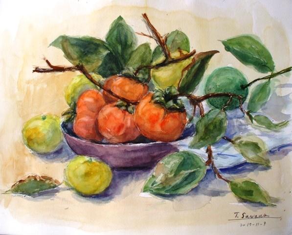 09次郎柿