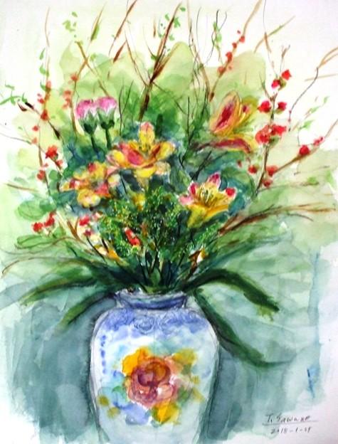 01814花