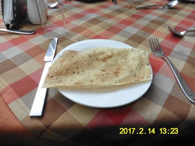 Photos: 026昼食・チャパティー