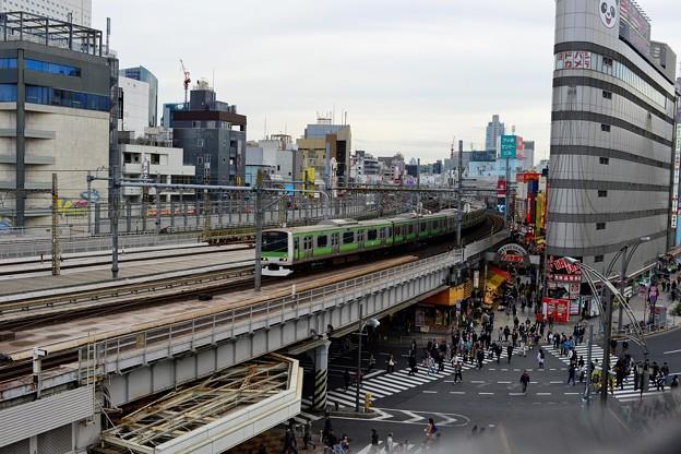 上野駅山下口