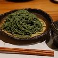 Photos: 茶そば