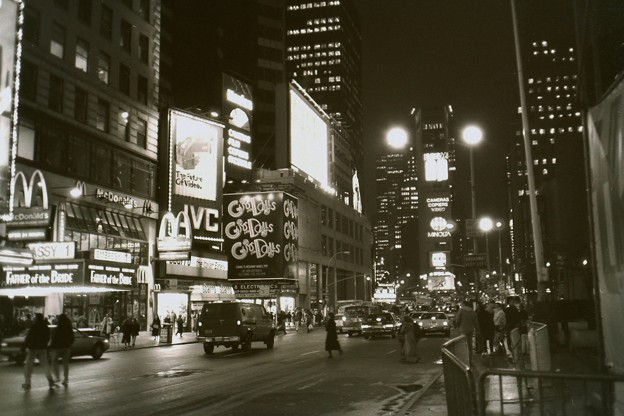 タイムズスクエア