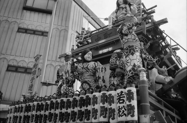 Photos: 囃子連