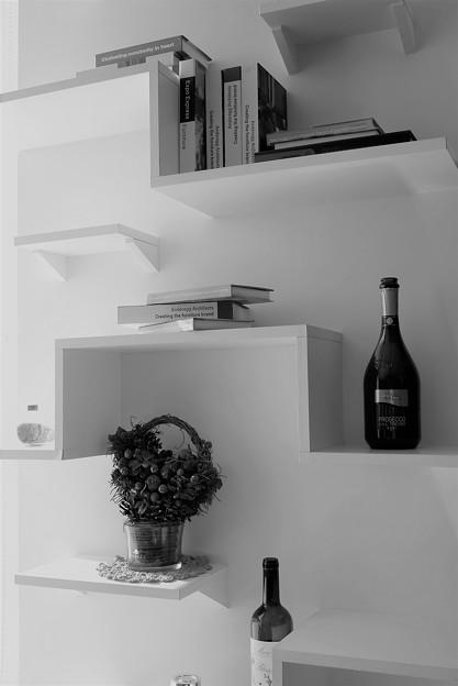 Photos: カフェの壁