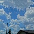 Photos: お盆の雲HDR