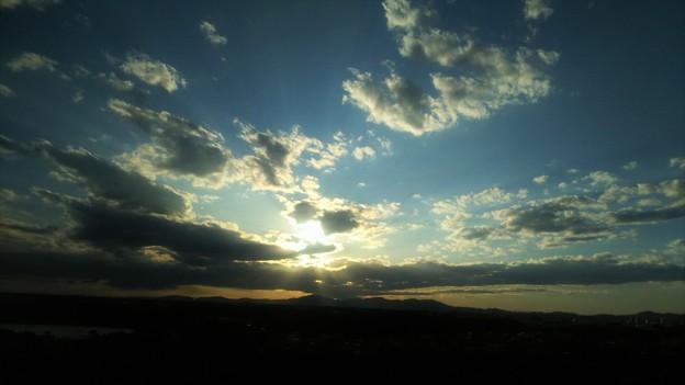Photos: ある日の秋空