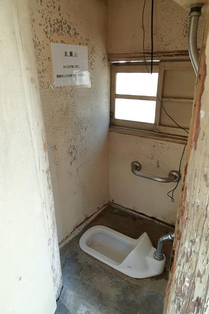 津守駅トイレ