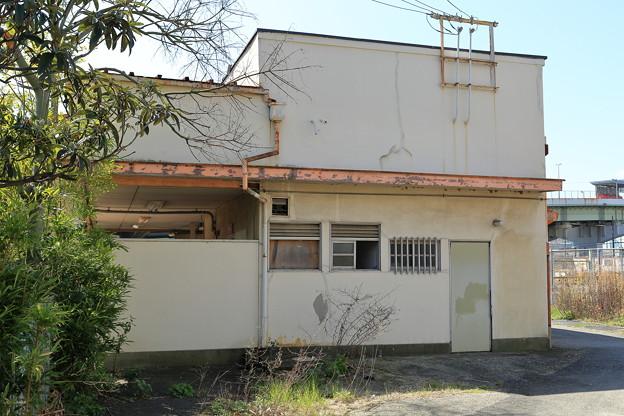 木津川駅駅舎