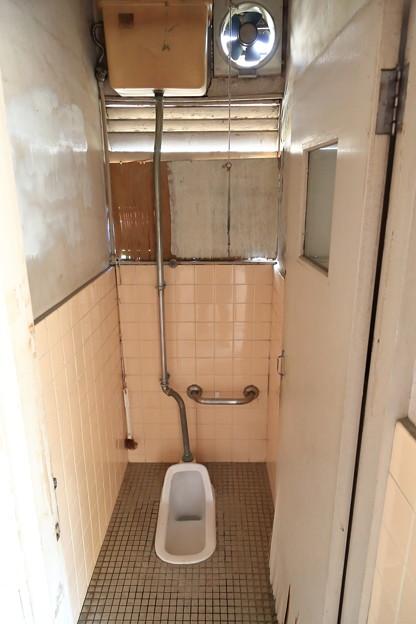 木津川駅トイレ