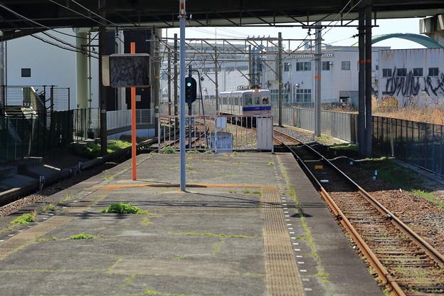 木津川駅入駅2230系