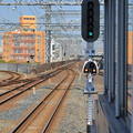 Photos: 岸里玉出駅・出発信号機