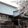 写真: 中尊寺 本堂