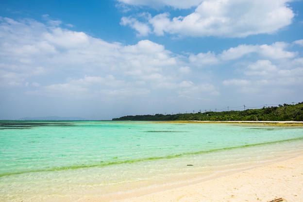 竹富島コンドイ浜