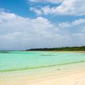 写真: 竹富島コンドイ浜