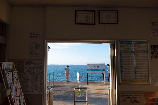 Photos: 下灘駅2