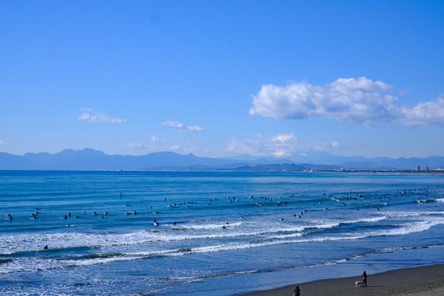 片瀬西浜海岸
