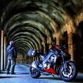 Photo: トンネル