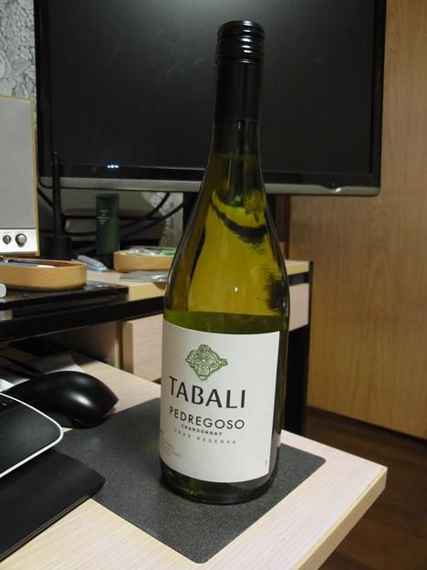 写真: Tabalí Pedregoso Gran Reserva Chardonnay 2017