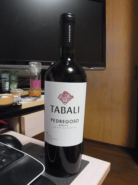 Tabalí Pedregoso Gran Reserva Merlot 2015