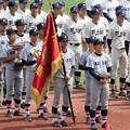 東京六大学野球開会式(2018.4.14)
