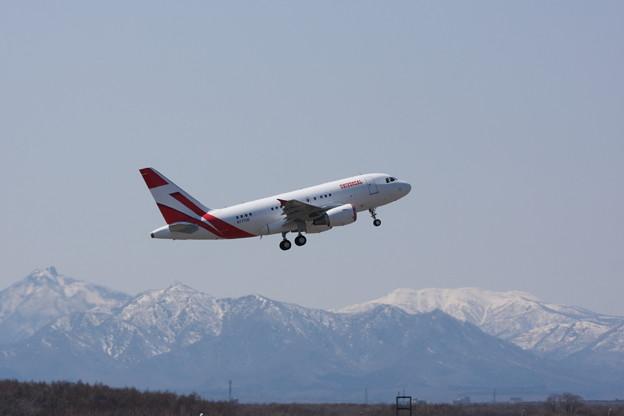 ACJ318 Take off